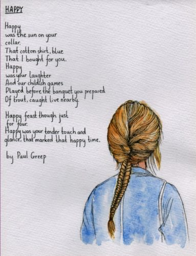 Illustrated Poem 3 by Lorna-Belle Harty