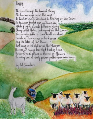 Illustrated Poem 5 by Lorna-Belle Harty