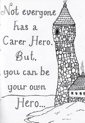 Positive Quote Journal 2 by Lorna-Belle Harty