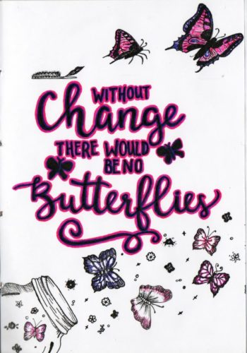 Positive Quote Journal 3 by Lorna-Belle Harty