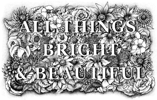 All Things Bright & Beautiful by Hare & Daisy