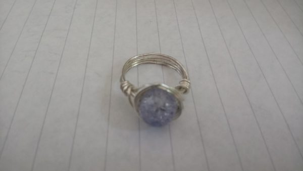 Ring I Made by Natasha H