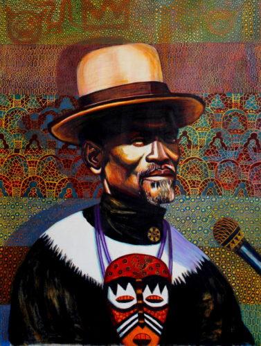 UMyalezo waseZulwini, by Brian Mthobisi Maphumulo