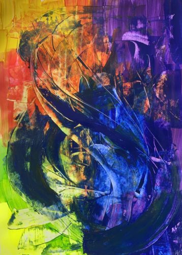 Colours of Consciousness by tincy patel