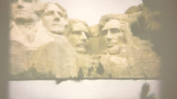 Welcome Home Rushmore by Thomas Jack Brown
