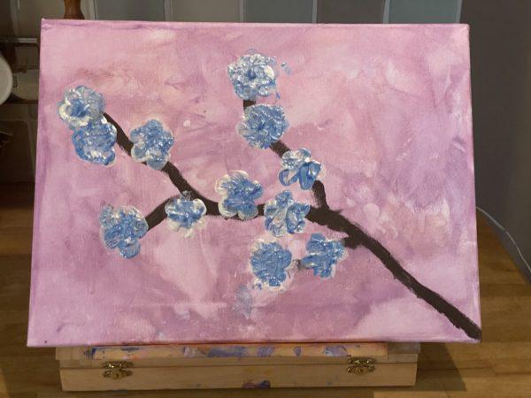 Blossom Tree by Cerys Giles