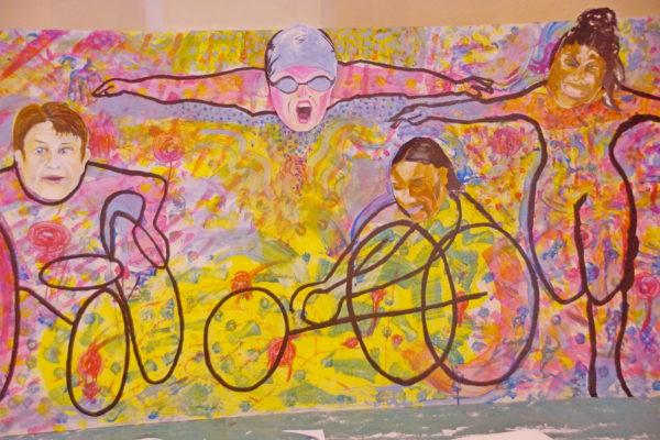 M.BAHARIER Mural.jpg by Michelle Baharier