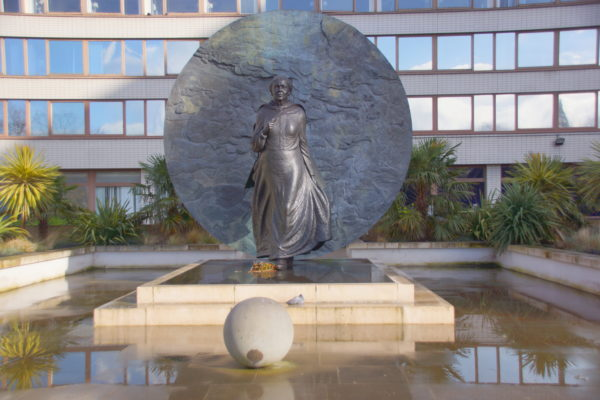 The Mary Seacole Memorial Statue by Michelle Baharier