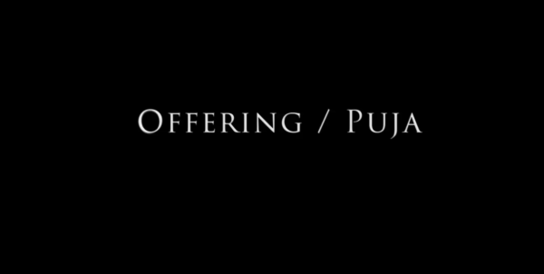 """Offering / Puja Video 3'22"""" by WendyManel"""