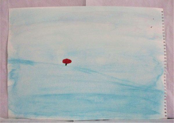 Blue by My art unfolding