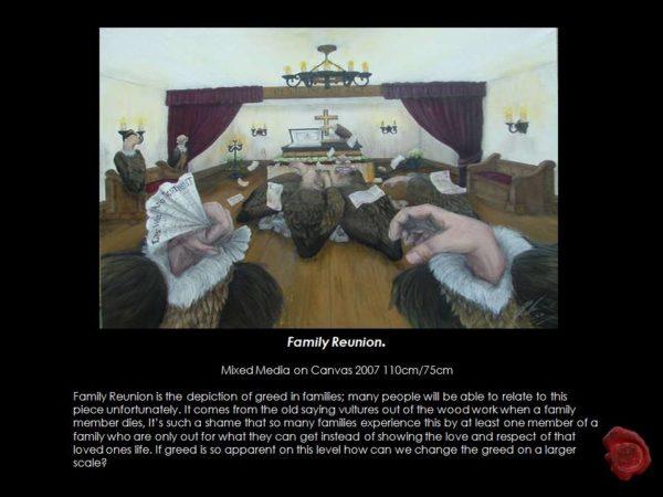 Family Reunion by Pamela Boardman
