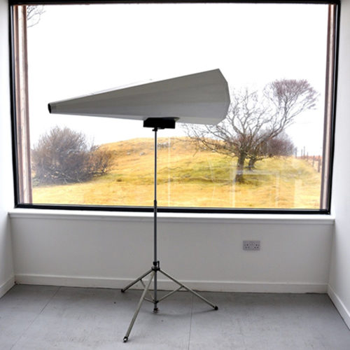 LOOKING LISTENING RESPONDING DEVICE by Bibo Keeley
