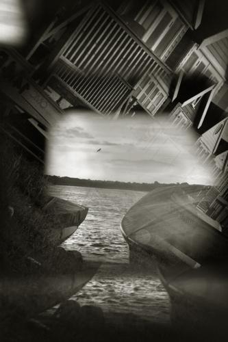 Mudeford Dreaming by ruffrootcreative