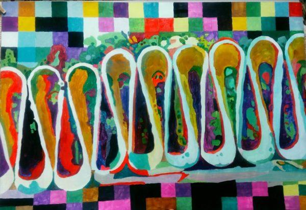 Social wall by Lilit Stepanyan