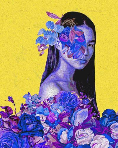 Blodeuwedd by Esme Lee