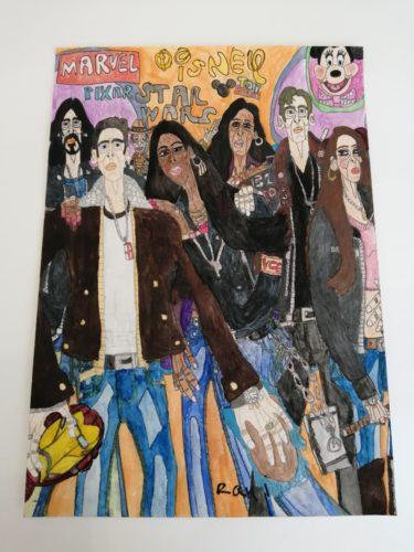 Idols by Rakibul Chowdhury