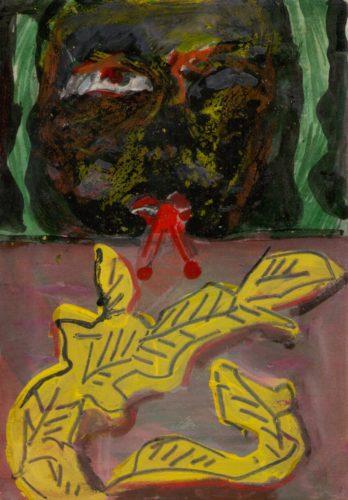Snake Leaves by RosieV