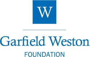 Logo for Garfield Weston Foundation