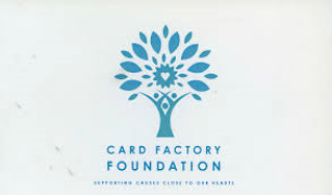 Logo for Card Factory Foundation