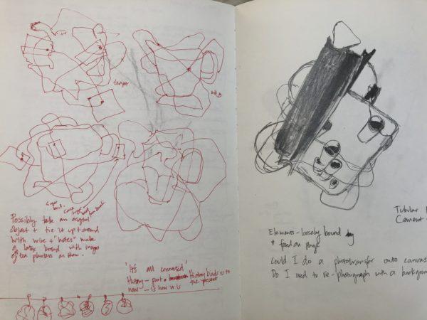 Sketchbook by WendyManel