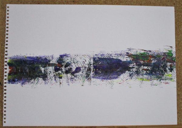 The Journey by My art unfolding
