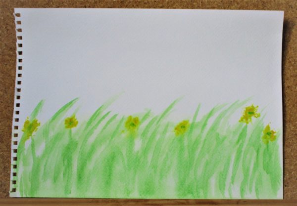 Weeds and Flowers by My art unfolding