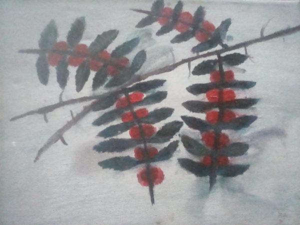 Nature reserve berries by Kaya Nikita