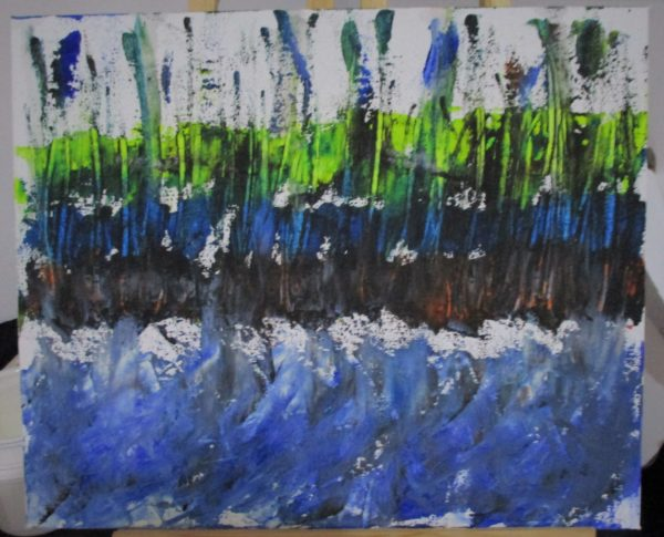 White Wave by My art unfolding