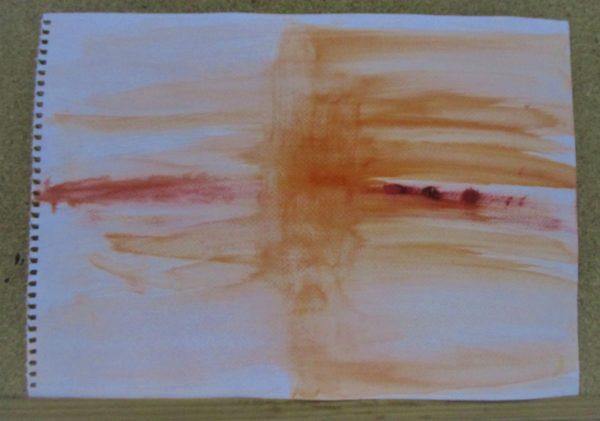 Sandstorm by My art unfolding