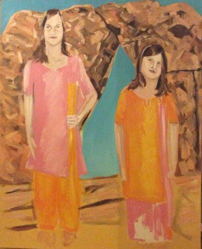 Eve & Hannah by Jules