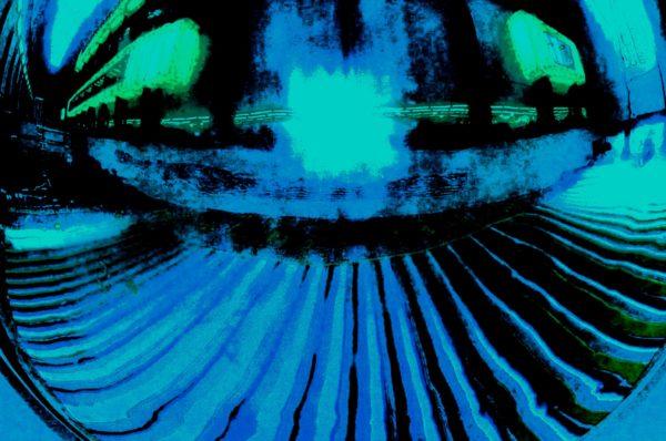 spherical blue by REaD Rhymes
