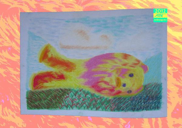 Teddy by Silke Wolff