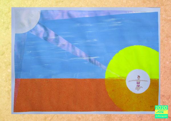 Sun Fun by Silke Wolff