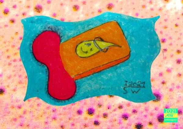 microbe by Silke Wolff