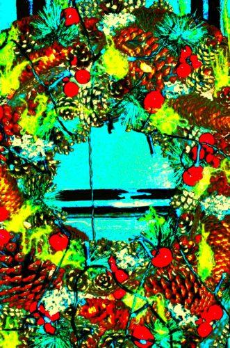 wreath by REaD Rhymes