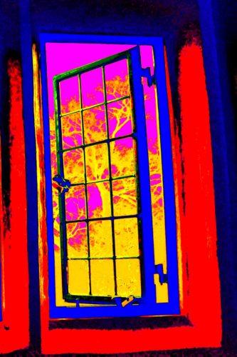 Blue Window by REaD Rhymes