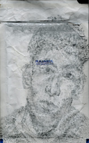 Dorsal by LaurenceMorganArt