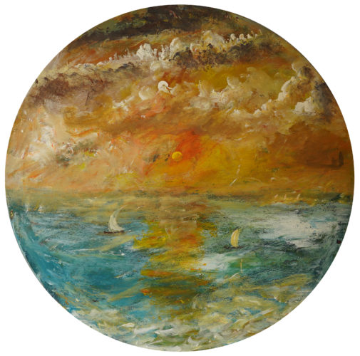 Sublime Sunset by Mark Noble Art
