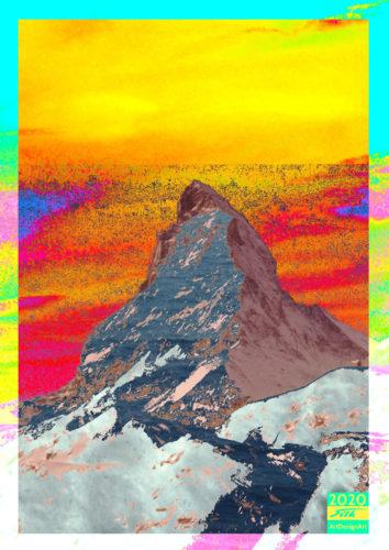 Matterhorn by Silke Wolff