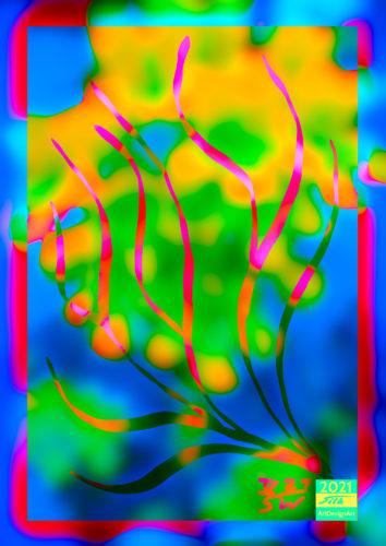 meta jungle by Silke Wolff