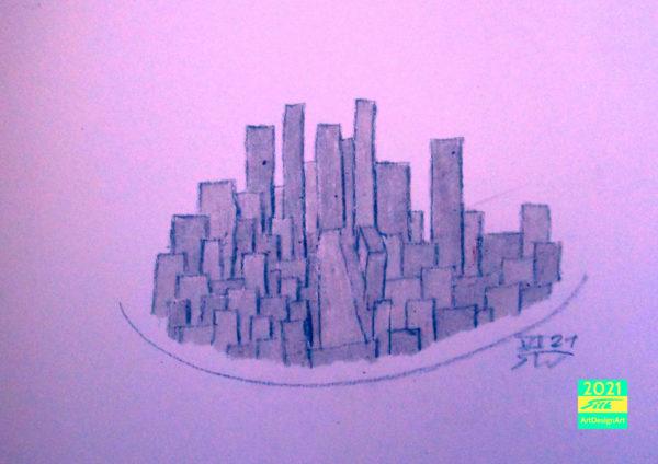terra city by Silke Wolff
