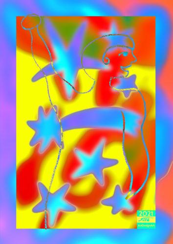 meta Freddie by Silke Wolff