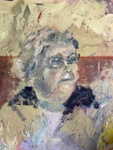 Mum by Eileen Higgins