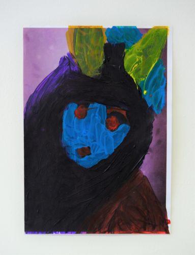 Self Portrait: The Dark One by Chloe Macfarlane