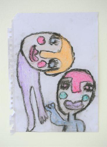 Drawing by Chloe Macfarlane