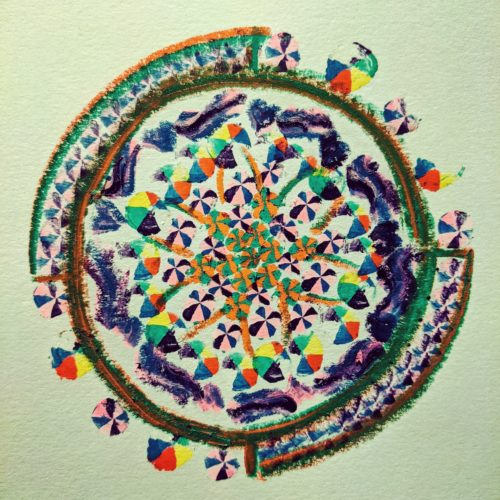 Mandala1 by Ana Tewson-Bozic